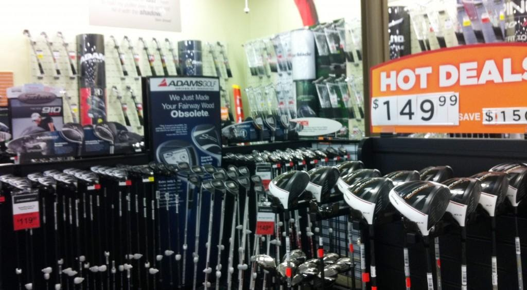 Golf Shop: How to Turn Indifferent Golfers into Golf Club Members